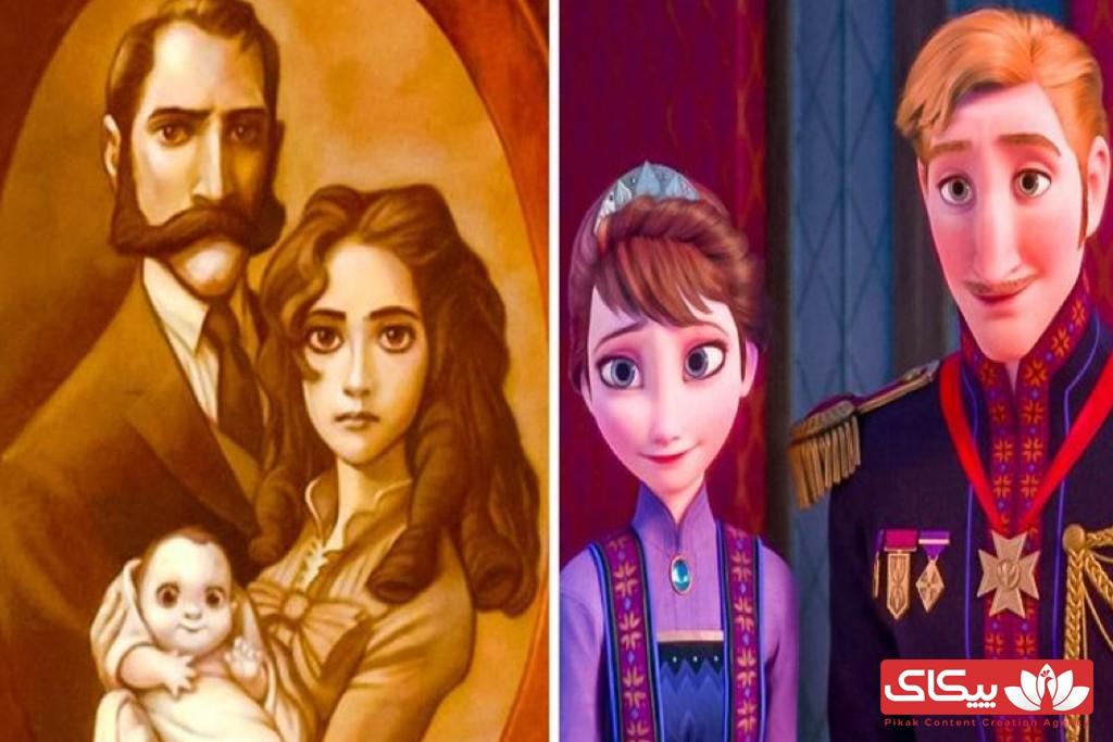 رازهای پنهان انیمیشن ها